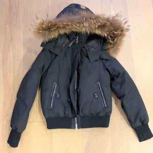 Mackage Bomber Jacket (M)